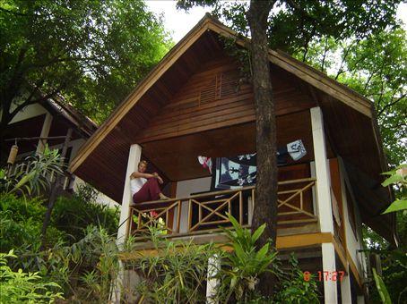 Meidan maja Koh Lantalla