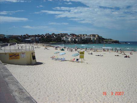 Maailmankuulu Bondi Beach