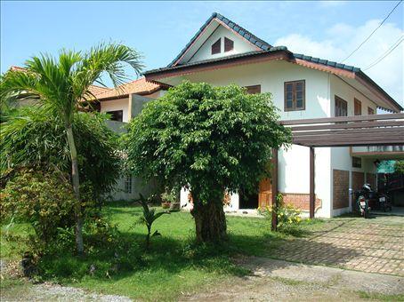 Meidan talo Phuketissa.