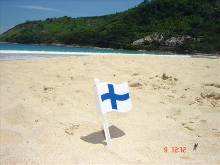 Nai Harn Beach, Phuket, Thaimaa