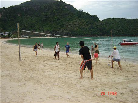 Loh Dalum Bay, Koh Phi Phi, Thaimaa
