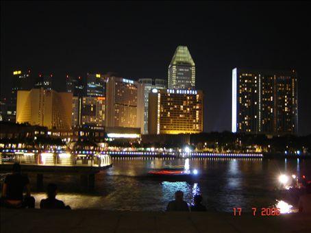 Singaporen taloja