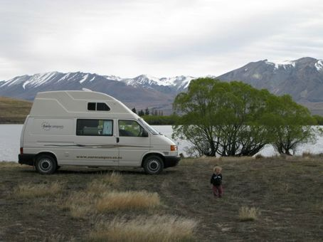 The chariot we drove for 2 weeks.