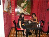 Meredith and myself treated to Korean food in Hurgada: by crystalcunagin, Views[148]