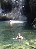 Finca Paraiso..a hot water fall : by cubannomad, Views[587]
