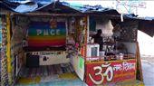 unser tee-haus um die ecke in rishikesh/ramjula: by d_o, Views[200]