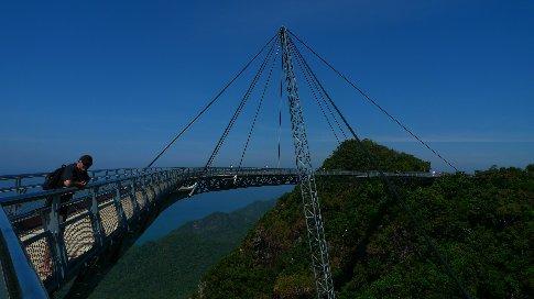langkawi - view point - auf 710 meter über dem meeresspiegel