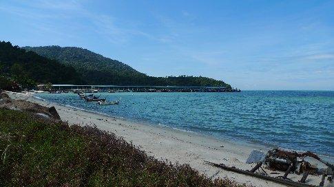 penang - farringhi-beach
