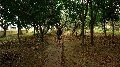 kolonial-friedhof ... richtig geiles teil ... düster drakula-stimmung ... sind einige