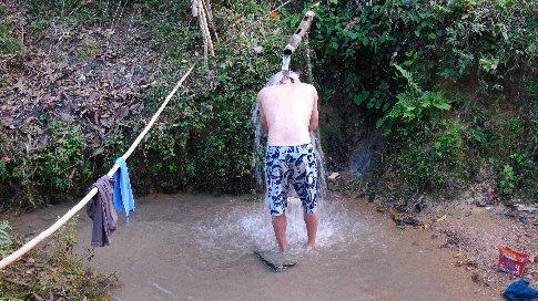 die dorf-dusche marke natur