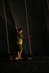 Tini Tinou  International Circus Festival 2009 - Workshops > Artist from Romania: by daan, Views[266]