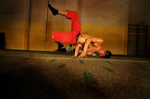 Tini Tinou  International Circus Festival 2009 - Workshops > Romanian Artist