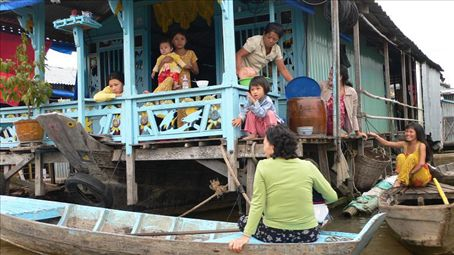 Life at the Mekong Delta