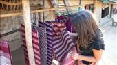 Rachal unable to decide which scarf to buy (because they are all great!): by daan, Views[304]