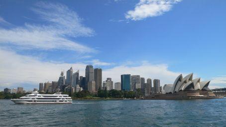 Sydney's great skyline