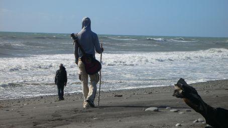 Greymouth Beach