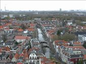 One of the many canals winding through Delft: by dale_ireland, Views[387]