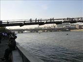 The Thames from South Bank below Millenium Bridge: by dale_ireland, Views[171]