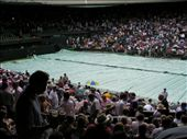 The rain that ruined my chance of seeing Roger Federer play on centre court: by dale_ireland, Views[311]