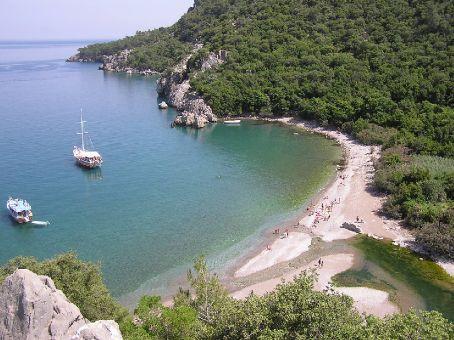 Olympos Beach - Turkey 2005 - Turkey - WorldNomads.com