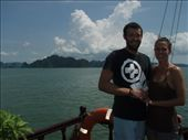 Cruising thru Halong bay: by dan_and_anna, Views[328]