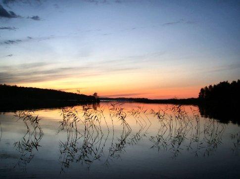 Lake Saimaa again!