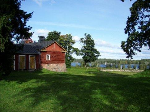 The fortress area in Lappeenranta