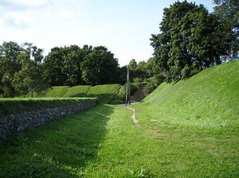 Fortress area in Lappeenranta