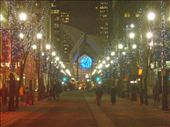 Christmas lights on Stephen Ave: by dan_and_stef, Views[180]
