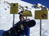 The best terrain is to be had after you pass these warning signs: by dan_and_stef, Views[352]