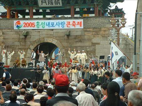 Hongseong Independance day festival