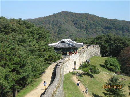 Sangdangsanseong Fortress6