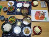 Dinner at Kyoko-san's - Sashimi: by dan_in_japan, Views[518]
