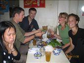 Ian, Me, Eve & Nina, Hanoi: by dan_in_japan, Views[521]