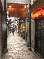 A forgotten street downtown Osaka: by dan_in_japan, Views[334]