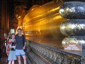 Wat Pho - the reclining Buddha: Bangkok : by dan_in_japan, Views[510]