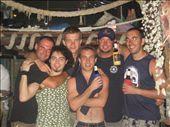 Barry, Rory, Me, Ben, Chris, Nick - In an bar (again): by dan_in_japan, Views[1084]
