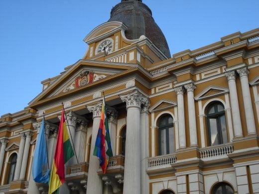 government building - The begining - Bolivia - WorldNomads.com