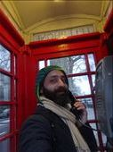 Phone booth selfie: by dangerruss, Views[67]