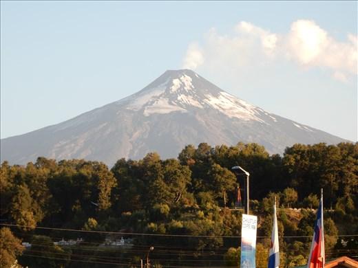 Going to climb Volcano Villarrica today.