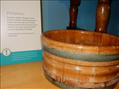 Cheese museum lesson for Green Bay Packer fans or