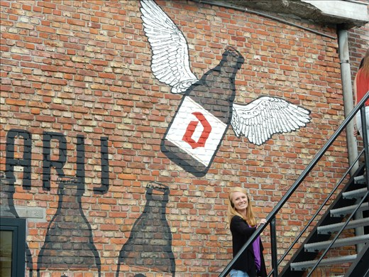 Duvel givies you wings!