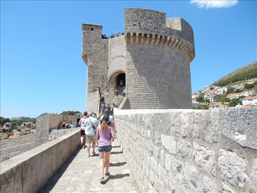 Minceta Tower aka House of the Undying where Daenerys enters after her dragons were stolen.