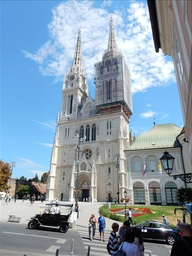 Cathedral of Zagreb.