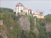 State Chateau Vranov Nad Dyji in the town of Vranov. : by danidawnandstevo, Views[205]