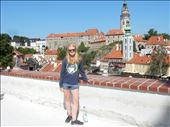Ceskey Krumlov Castle.: by danidawnandstevo, Views[140]