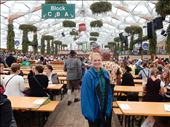 Some of the larger beer halls can hold up to 12,000 people. : by danidawnandstevo, Views[142]