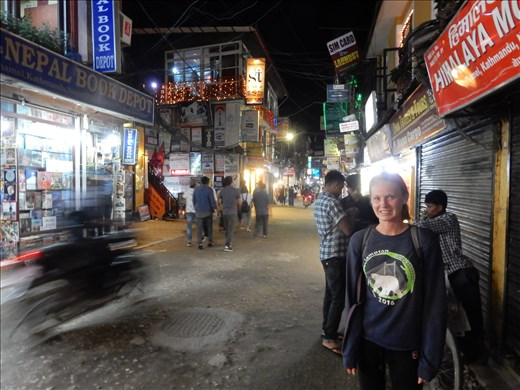 After three days of travel from Frankfurt Germany we finally arrived in Kathmandu, Nepal.
