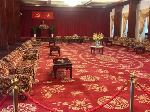 Palace meeting room.