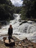 Datanla waterfall in Da Lat: by danidawnandstevo, Views[98]